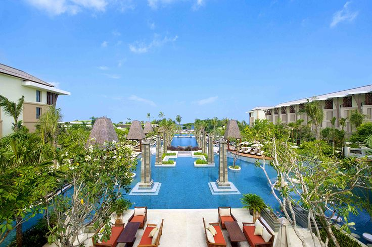 Stay for 2 nights at a Luxury Room of Sofitel Bali Nusa Dua Beach Resort during your weekend getaway in Bali, and experience something different than ordinary in the upcoming Luxly Travel deals!