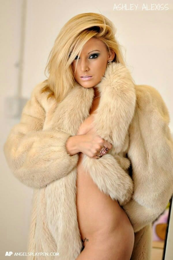 from Ernest ladys in sexy fur coats