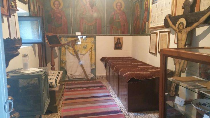 Κελί Αγίου Σάββα Καλύμνου