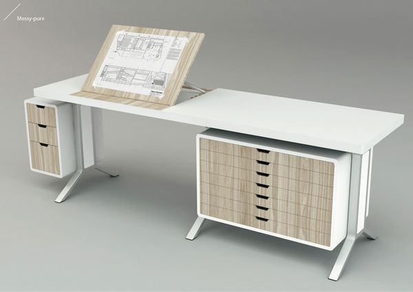 Drawing desk concept