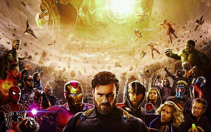 Download Desktop Download Avengers Infinity War Wallpapers Hd Widescreen Wallpaper Or High Definition Wi Marvel Infinity War Marvel Paintings Marvel Background