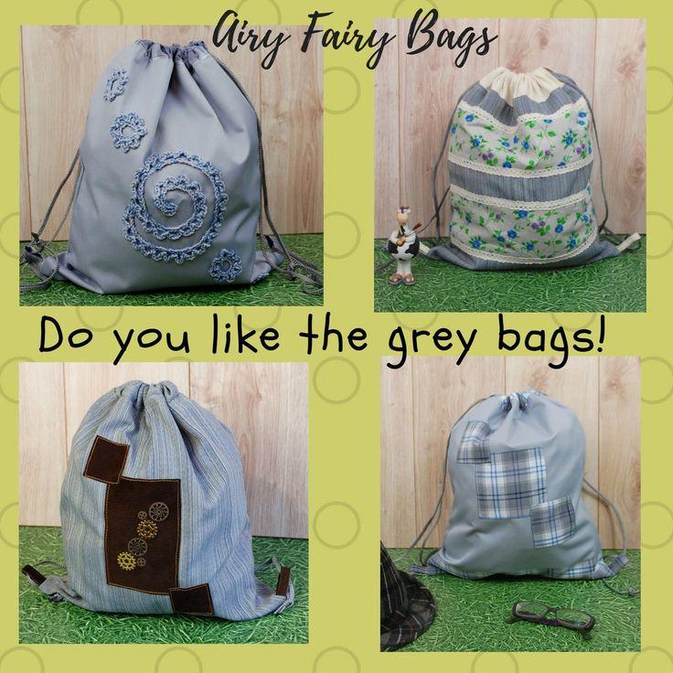 Cool backpacks for summer http://etsy.me/2Fxlv4P #etsy #airyfairybag #bagsandpurses #backpack #gray #fabricbackpack #drawstringbackpack #bookbackpack #festivalbackpack #shoppingbag #sportbackpack #buybag #thebestbag #bagstyle #greybag #summerbag #workoutbag