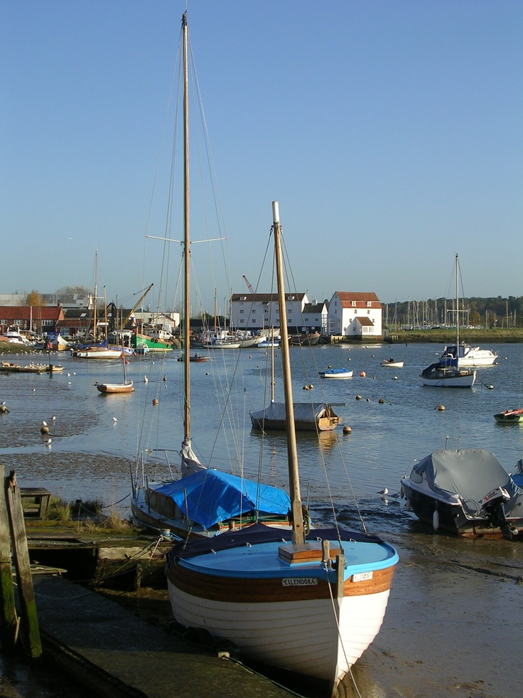 Woodbridge, Suffolk