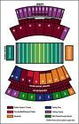 2 Tickets Mississippi State Bulldogs vs. Charleston Southern Buccaneers 9/2/17 D