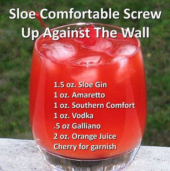 sloe comfortable screw up against the wall!