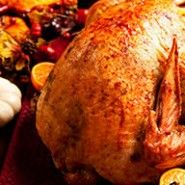 Slow Smoked Maple Bourbon Brined Turkey | Traeger Wood Fired Grills- Thanksgiving idea