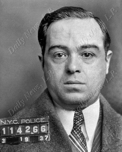 James 'Jimmy Doyle' Plumeri, March 19, 1937