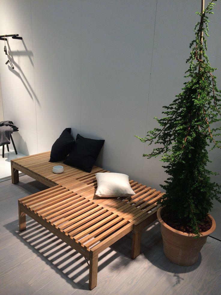 Skagerak Riviera Lounger At Stockholm Furniture Fair 2015