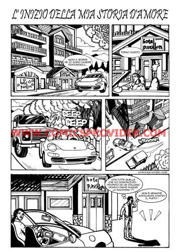 IL PRIMO APPUNTAMENTO RACCONTATO CON UN FUMETTO! http://caricature.comicsprovider.com/contatti/