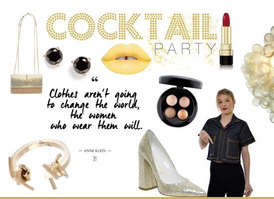 IT'S #COCKTAILPARTY TIME! #Fashion #spedizionegratuita #eleganza #stile