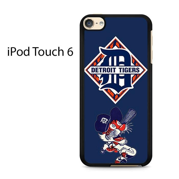 Cute Detroit Tigers Baseball Ipod Touch Case