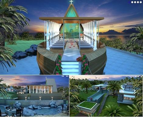 Noah Chapel Bali