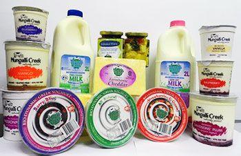 Mungalli Creek Dairy | Atherton Tablelands | Queensland | Australia
