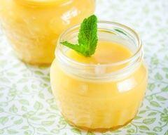 Crème au citron (facile, rapide) - Une recette CuisineAZ