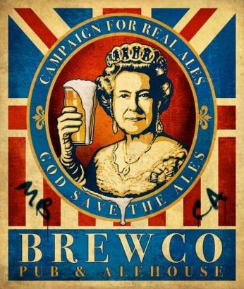 Brewco - God Save The Ales