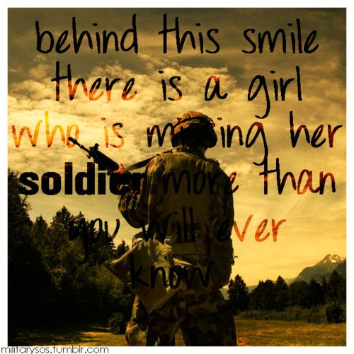 Military Love Quotes Tumblr: Best 25+ Missing My Soldier Ideas On Pinterest