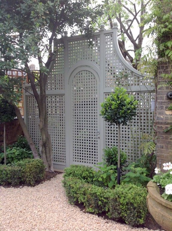Trellis gate trellis fence privacy fence backyard ma masion landscape wish