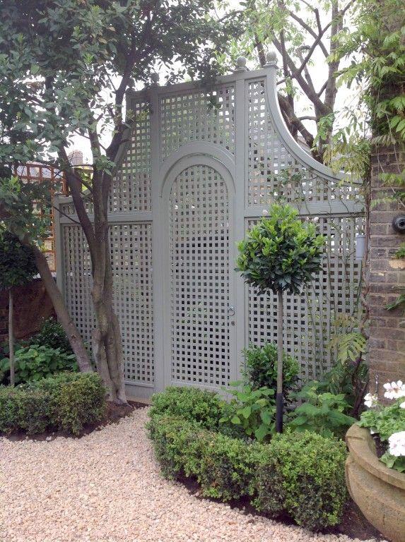 Trellis gate trellis fence privacy fence backyard ma masion landscape wish