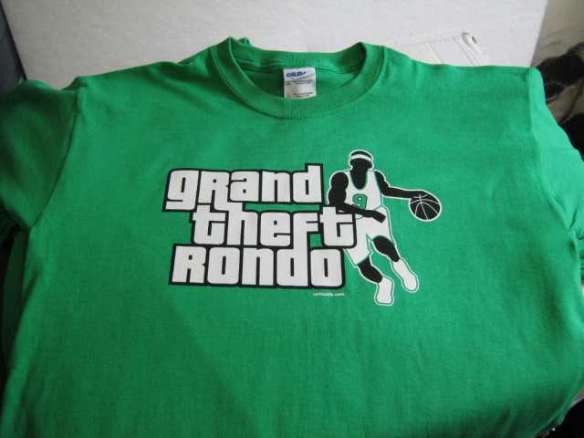 my first Celtics gear..more to come..! =D