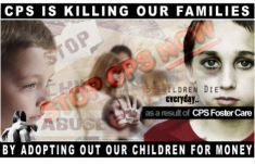 "10 more desperate Letters from Parents – ""CPS stole my Kids"" 