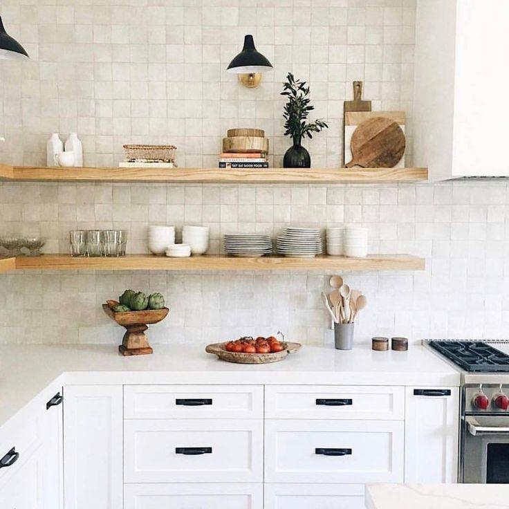 Why White Kitchen Interior Is Still Great For 2019: 3357 Best K I T C H E N Images On Pinterest