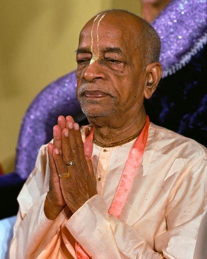 .Srila Prabhupada, is all we need!
