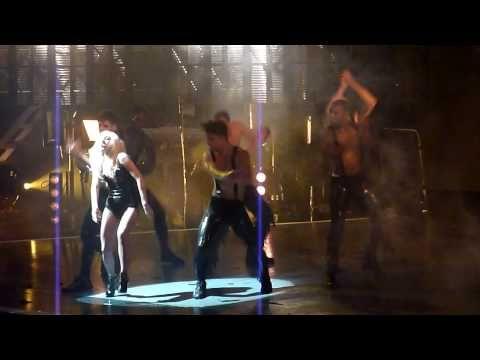 Lady Gaga - Teeth (Monster Ball LIVE Montreal 2009) HD