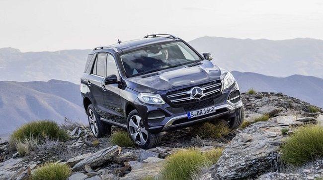 Mercedes Gle: Mega Suv da Noleggio a Lungo Termine