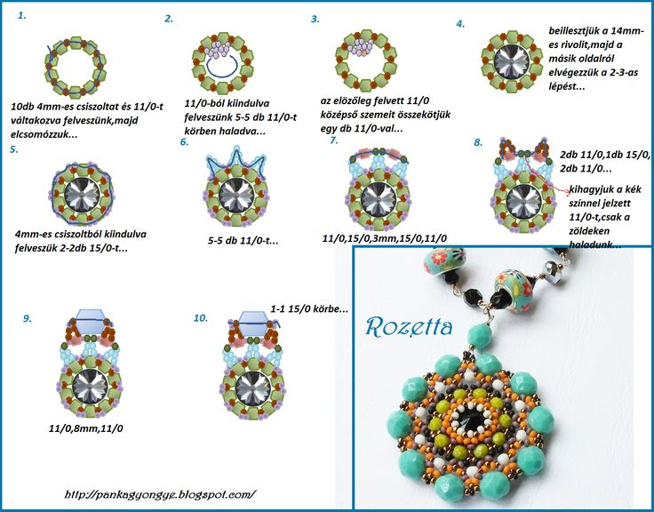 142 best Kedvenc gyngys mintk free bead pattern images on