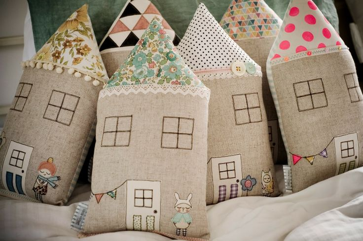 Little Village Handmade Cushions