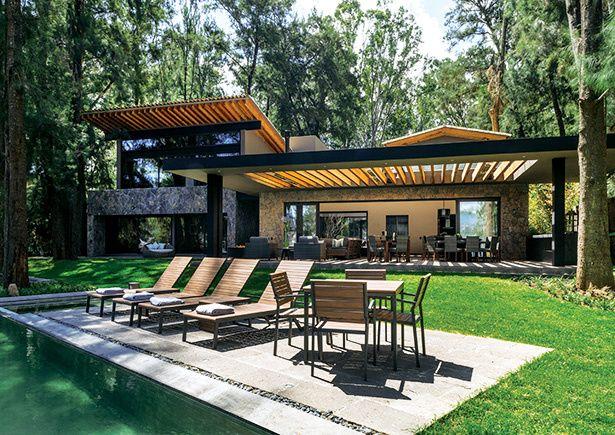 Best 25 casas de campo modernas ideas on pinterest for Casas de campo modernas