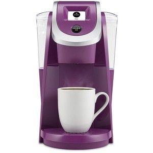 keurig 2.0 k250 purple   Keurig 2.0 K250 Coffee Brewing System, Purple