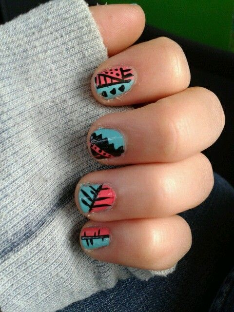 Nails Art! ... by Antonia Gonzalez