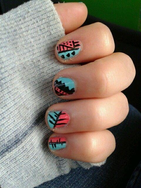 Nails Art! ... by Antonia Gonzalez