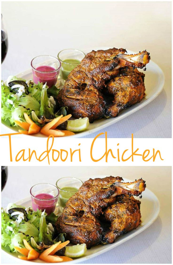 Find out how to make mouthwatering Homemade easy Tandoori chicken recipe in oven. Classic tandoori chicken from India is marinated in yogurt, lemon juice, and plenty of spices, then grilled or broiled. Tandoori chicken is traditionally cooked in a clay oven the chicken having been seasoned first.
