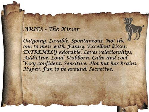 aries horoscope | Aries Horoscope Sign - Info, Meanings and Pictures of Aries Horoscope ...