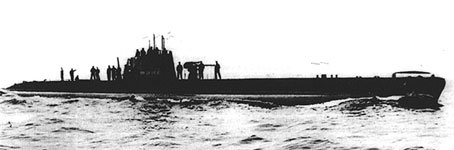 The Polish sub 'Wilk' and its collision The Polish Wilk and its collission with an unknown sub