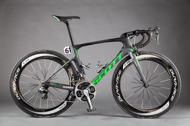Ll'équipe Orica Green Edge utilisera une fois de plus en 2016 les Scott Foil et Addict, en fonction du profil des étapes et des préférences de chacun. Des vélos qui ont déjà gagné