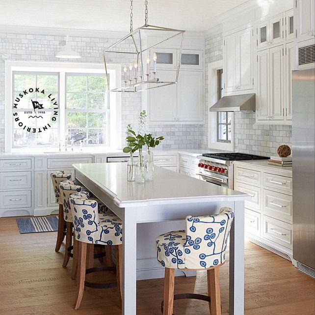 Coastal Muskoka Living Interior Design Ideas