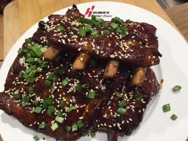 Pork Ribs Singapore Meat Marinade