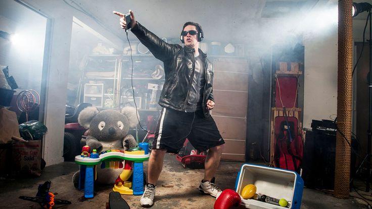 Jim Breuer Preps Debut Heavy Metal Album 'Songs From the Garage' #headphones #music #headphones