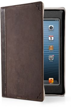 Twelve South BookBook (iPad mini) - brun