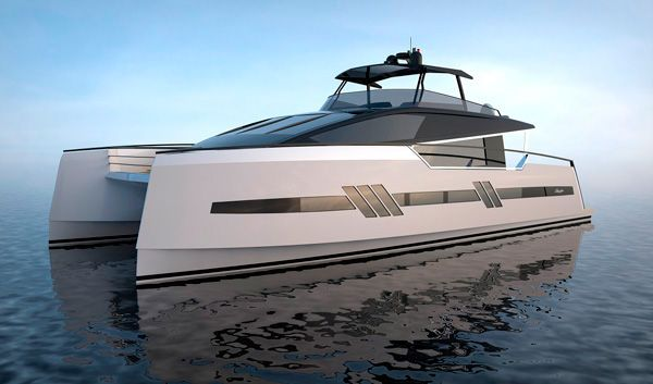power catamarans - Google Search