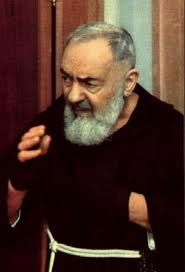 """Quote by St. Padre Pio: """"Woe to those who lay a hand on my Spiritual Children."""""""