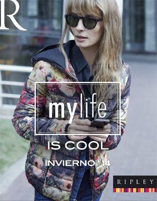 catalogo ripley ropa temporada invierno 2014