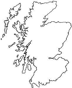 Would like this tattooed on the side of my foot, My home country SCOTLAND