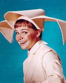 Olha aí o seriado da Noviça Voadora, década de 60