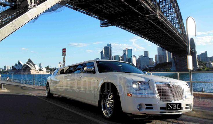 Chrysler 300C formal car hire