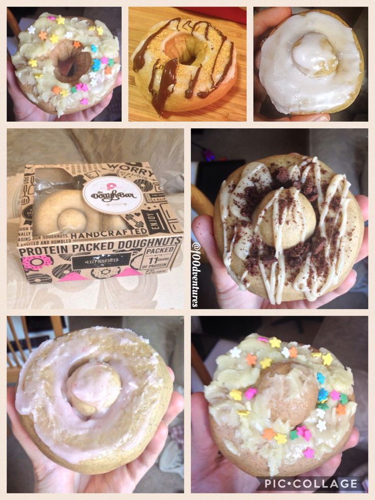 Doughbar donuts protein donuts product review - f00dventures