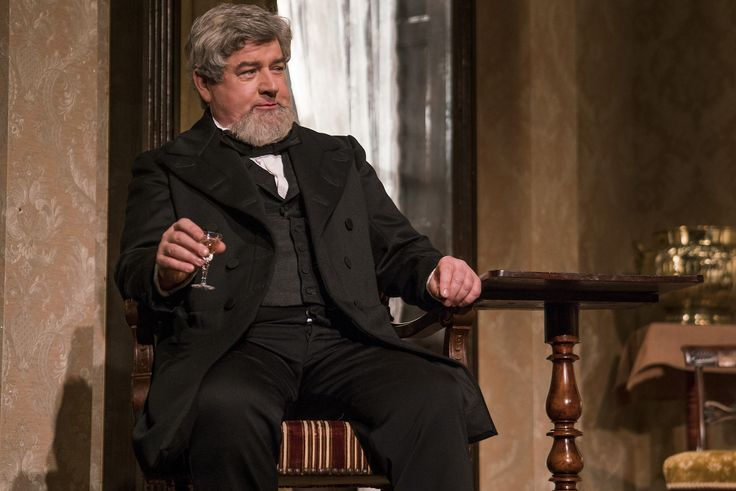 Denis Conway in The Heiress by Ruth and Augustus Goetz, based on the novel Washington Square by Henry James. Picture by Pat Redmond (2)